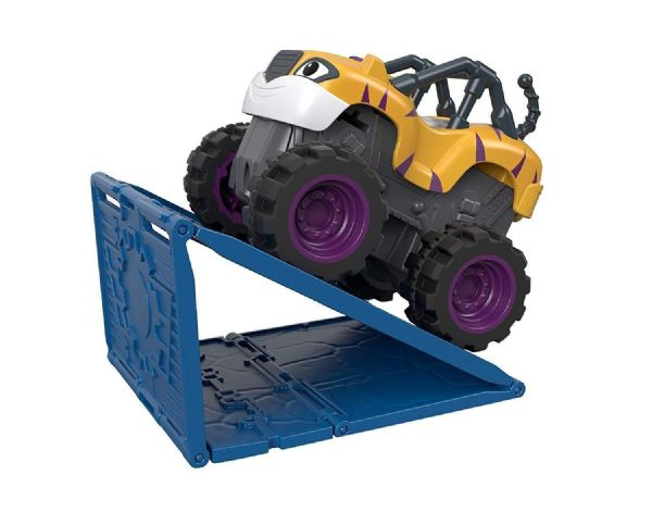 Nickelodeon Blaze And The Monster Machines Off Road Stripes Toy Motorized Truck